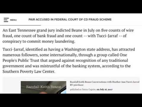 "Heather Tucci TDA ACCOUNTS & RANDY BEANE on ""MAINSTREAM MEDIA"""