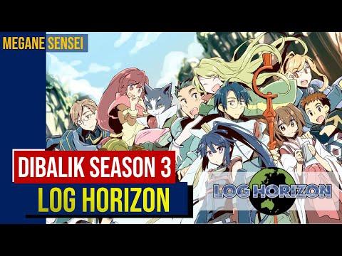 Bukan Sekedar Log Horizon Season 3 #LogHorizon