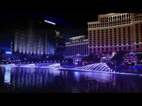 "Fountains of Bellagio ""My Heart Will go on"" HD"
