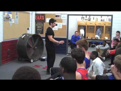 Champion ATTITUDE - Tulsa Life & Success Coach - Coach JC