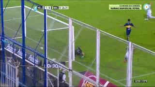 Vélez Sarsfield 2 - 0 Boca Juniors - Fecha 14 Torneo Argentino 2015