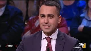 L'intervista del vicepremier Luigi Di Maio