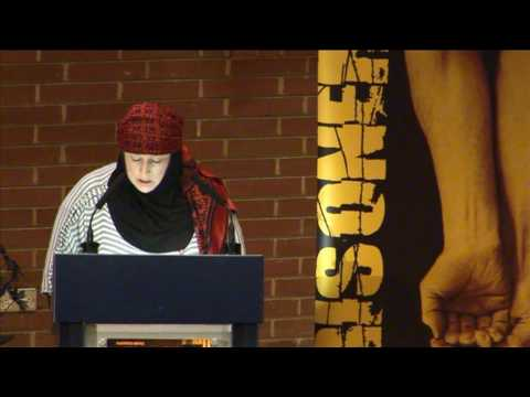 Cageprisoners: Beyond Guantanamo Event - Yvonne Ridley, Part 1