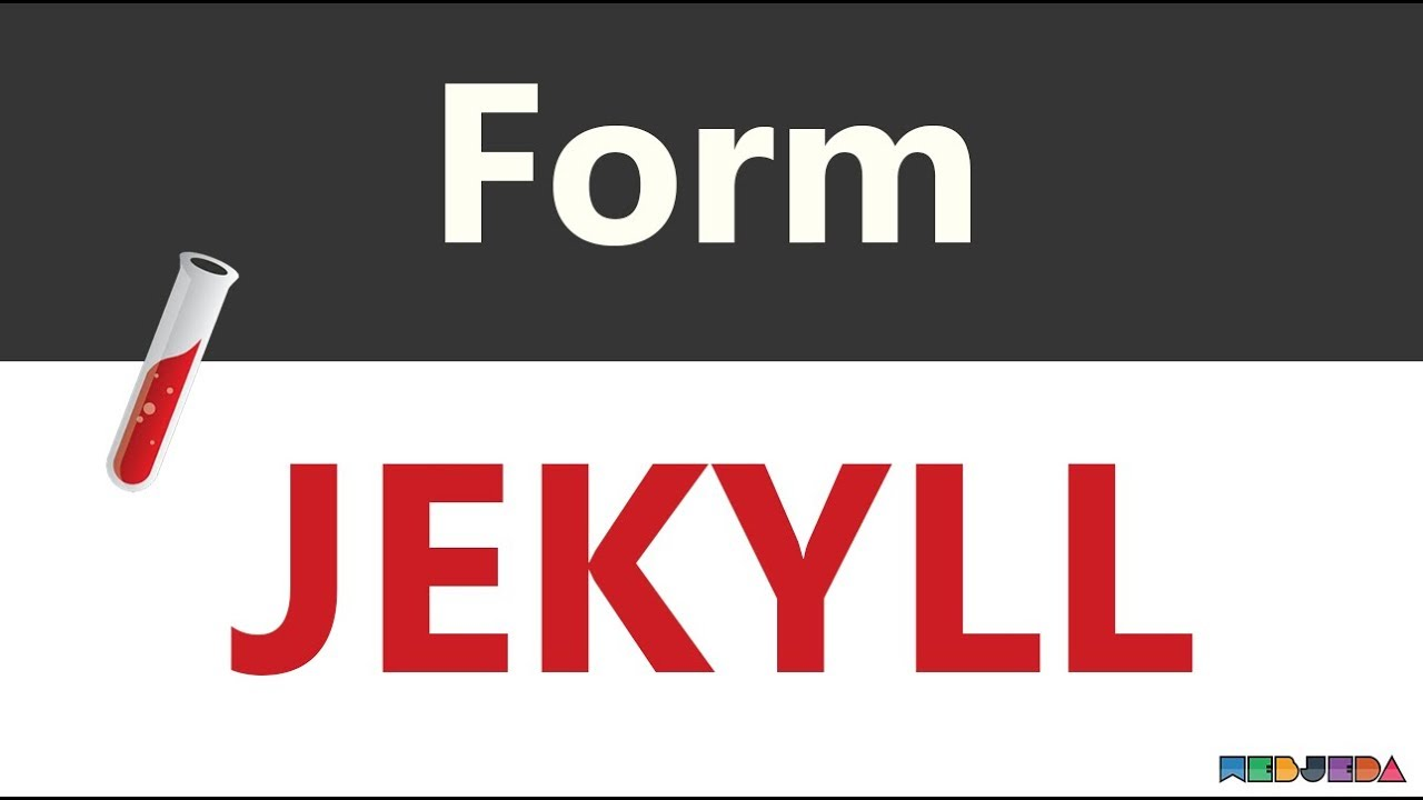 Subscribe form for Jekyll website using MailChimp - Tutorial 11 ...