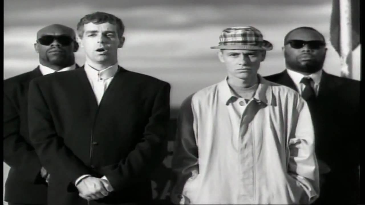 Pet Shop Boys - So Hard [HD]