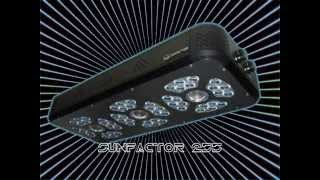 4twenty Sunfactor SmartSeries LED GrowLights