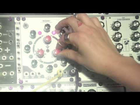 Learning How to use a Modular with Pilar Zeta