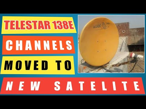 📴Telestar 138E DDISH Package 🔞 Removed - hmong video