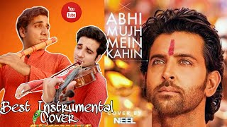 Abhi Mujh Mein kahin/Best Instrumental cover/ft.Chinmay Gaur