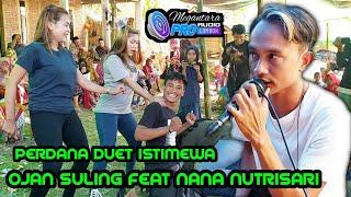 DUET ISTIMEWA OJAN SULING FEAT NANA NUTRISARI