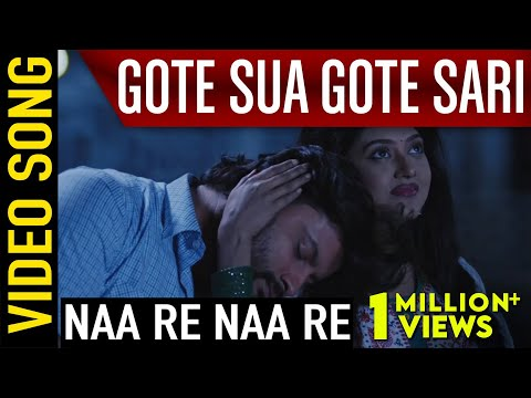 Gote Sua Gote Sari Odia Movie || Naa Re Naa Re || Video Song | Anubhav, Barsha