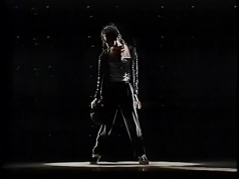 Michael Jackson - Dangerous Tour 1992 - Billie Jean (live In Copenhagen) [HappyLee]