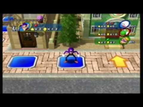 Let's Play Mario Party 8 (Co-op) Ep. 19: Waluigi Casino
