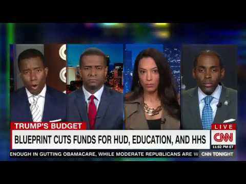 Angela Rye Discusses the Trump budget and impacts on African Americans