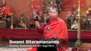 # 105 Sivananda Yoga Farm 2011 Grass Valley, Ca. USA