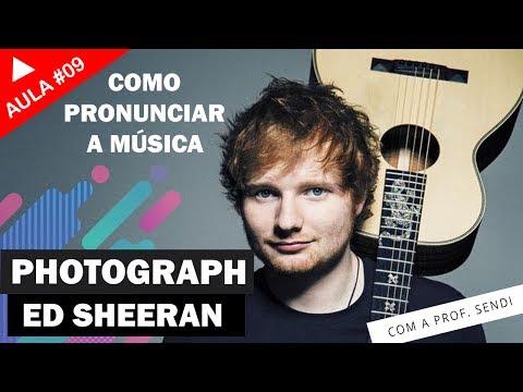 Photograph - Ed Sheeran (Aula #09)