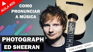 Photograph - Ed Sheeran (Aula #09)