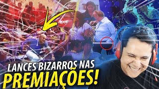 OS MAIORES MICOS EM PREMIAÇÕES DO FUTEBOL!!! 🔥😅