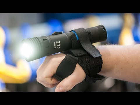 Tovatec light for scuba diving - Total Diving - Montreal Scuba