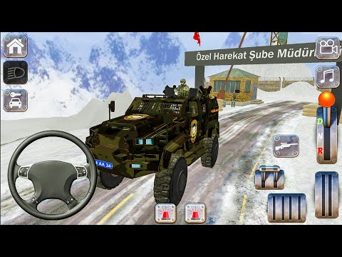 Special Operations Police Game 2018 - Android Gameplay FHD
