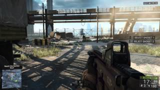 Battlefield 4 PC Campaign Gameplay - Ultra Settings 1080P with NVIDIA Shadowplay