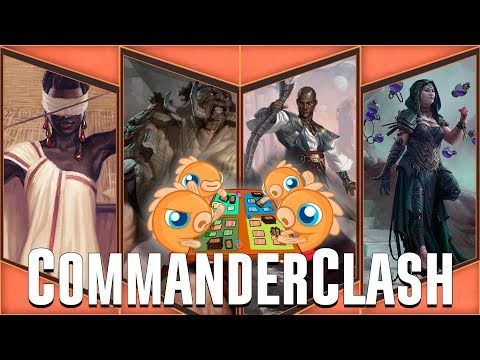 Commander Clash S4 Episode 25: Competitive Commander