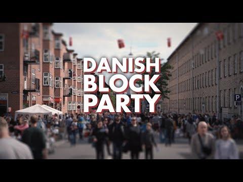 Vanløse på den 2. ende 2017 (Street Festival in Copenhagen, Denmark)