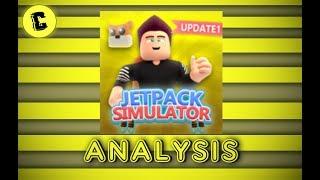 ROBLOX Jetpack Simulator Analysis