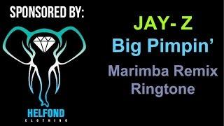 jay z big pimpin marimba ringtone and alert