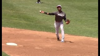 JUAN JEREZ, 2018 SHORTSTOP, DOMINICAN REPUBLIC
