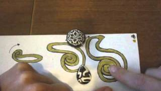 BeadsFriends: Polymer Clay Tutorial - How to create a polymer clay cane | Polymer Clay Cabochons