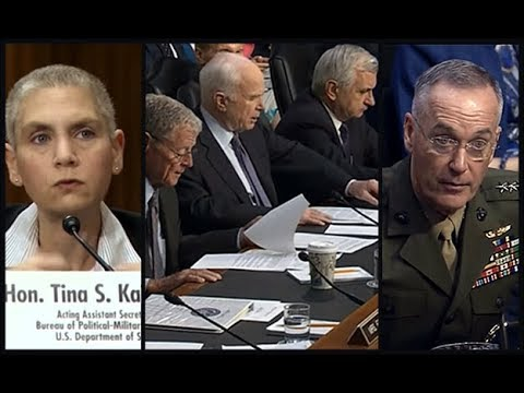 AR Military: Armed Service Committee Hearing & Gen. Dunford Reappointment As Chairman.