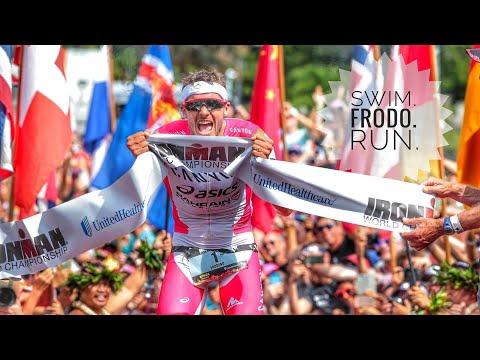 Swim. Frodo. Run. // Triathlon Motivation 2017