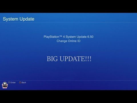 *NEW PSN ID NAME CHANGE HAPPENING NOW!* - PS4 update 6.50  NEW PlayStation Preview Program