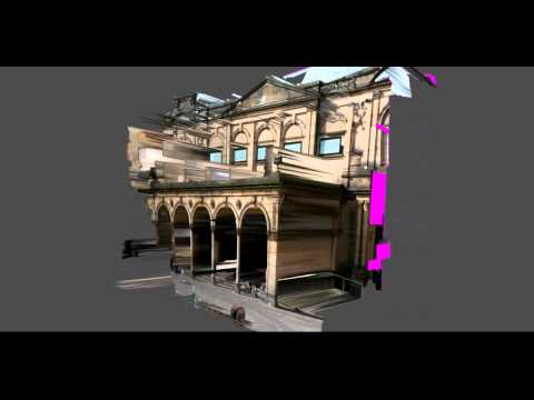 York Museum Stereopsis Video