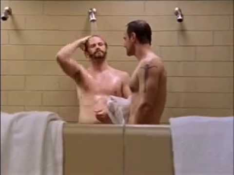Christopher meloni naked oz shower scene