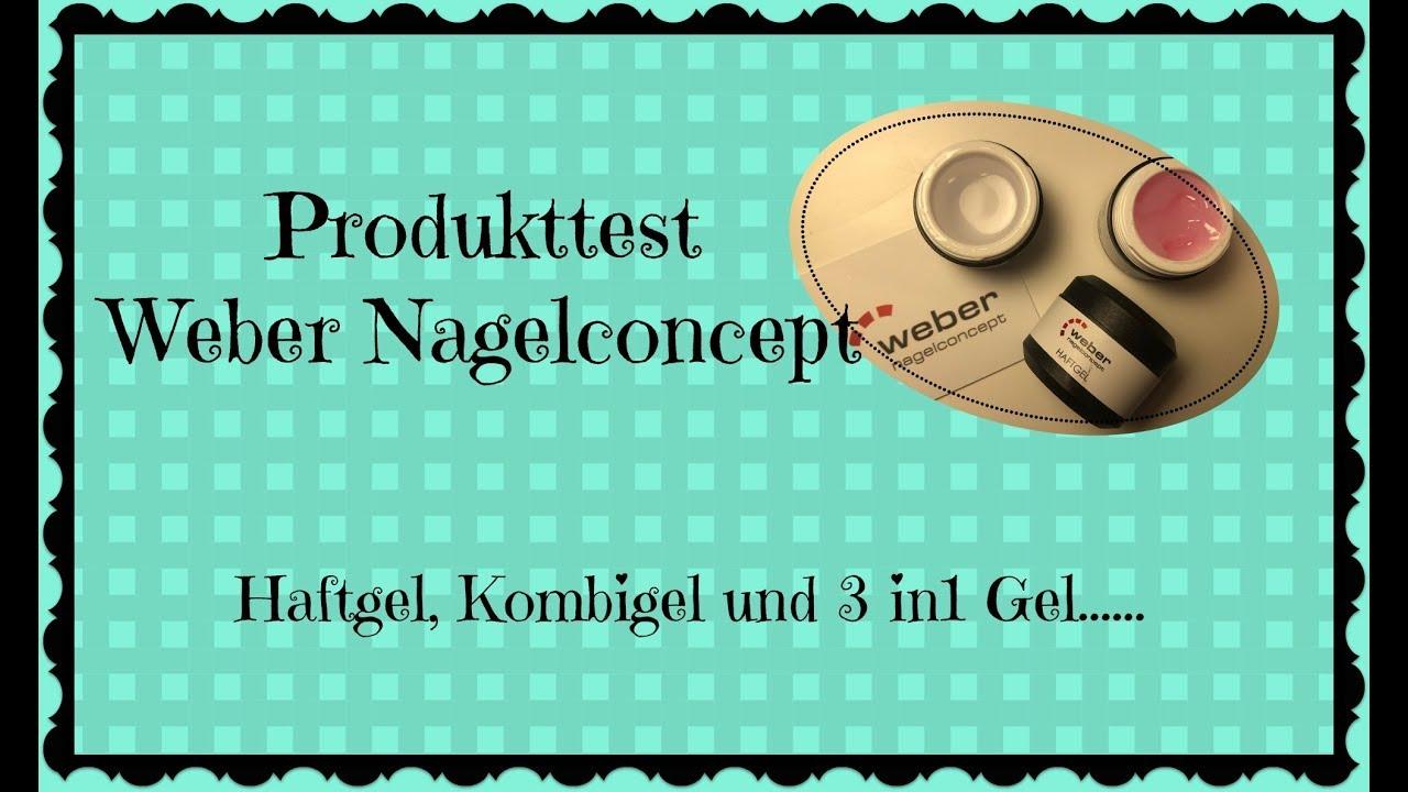 Weber Nagelconcept