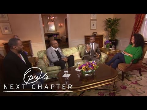 David Oyelowo and his Mother's Funny Reaction  Oprah's Next Chapter  Oprah Winfrey Network