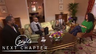 David Oyelowo and his Mothers Funny Reaction  Oprahs Next Chapter  Oprah Winfrey Network