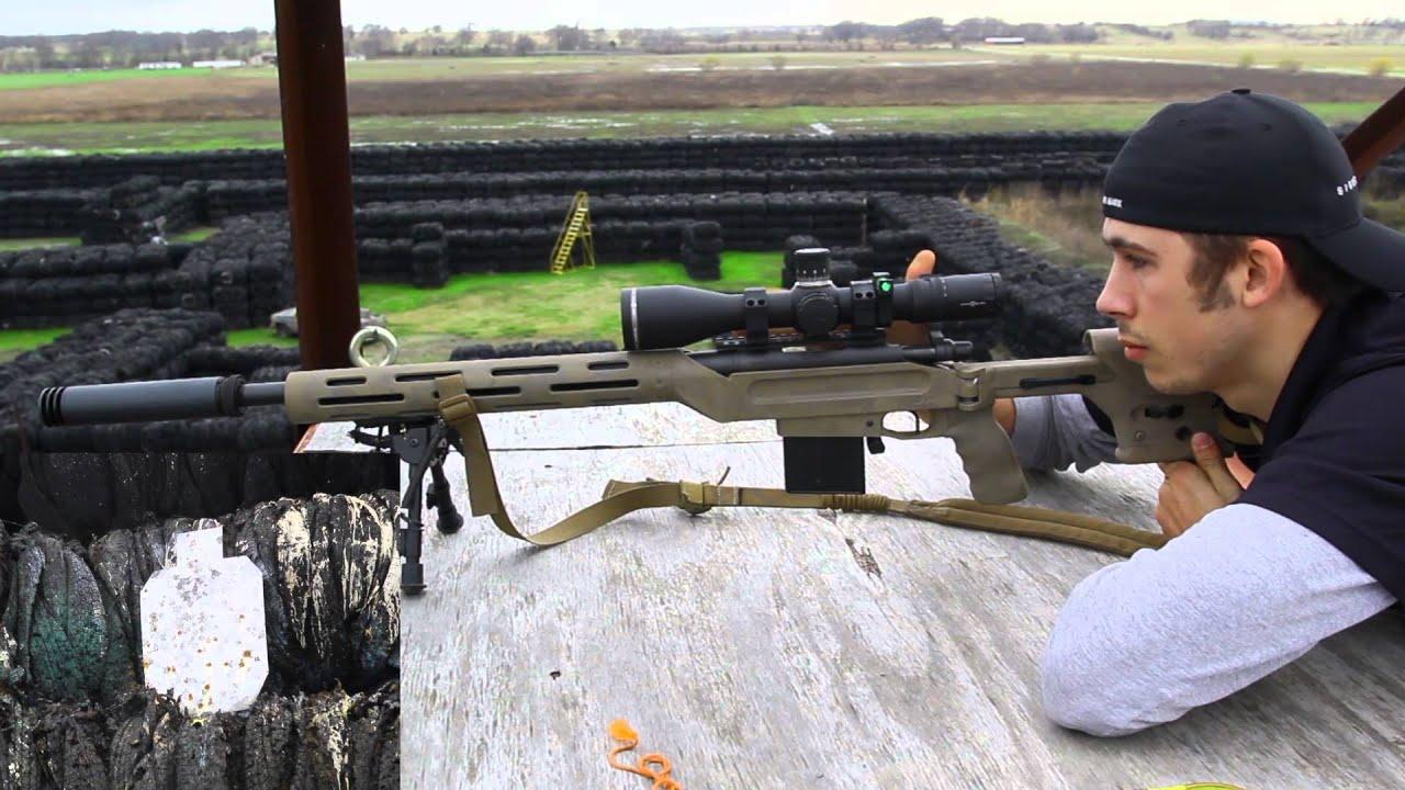 Sightmark Pinnacle 5-30x50 Riflescope (SM13029TMD) in Action! Long Range Shooting 2016