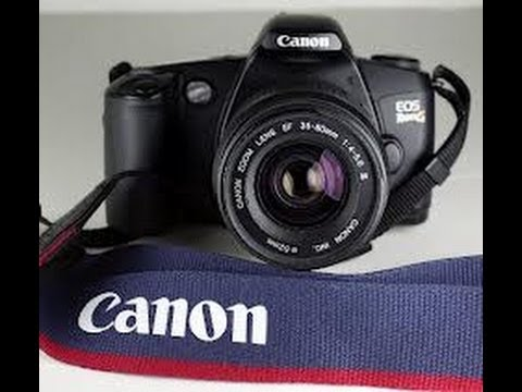 Canon EOS Rebel G: Review