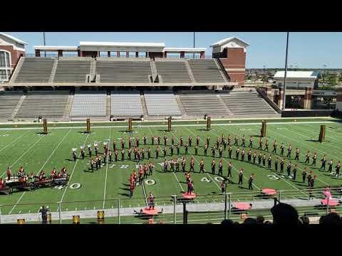 """""""Speakin' Easy"""" Cypress Springs High School Band 2019"""