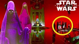 Snoke's Throne Room Attendants From the Unknown Regions - The Last Jedi Explained Mp3
