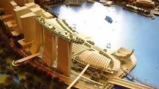 Самый дорогой отель мира Marina Bay Sands 5 Сингапур(О бизнесе Здесь http://TOP.olimp24.biz т. +38765707427. +380506416300. .Skype ecobiz777., 2015-04-26T13:21:48.000Z)