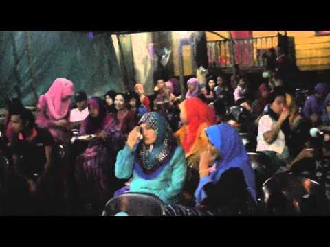 Versaci Karaoke (lagu anak kampung) Bersama SACI Family