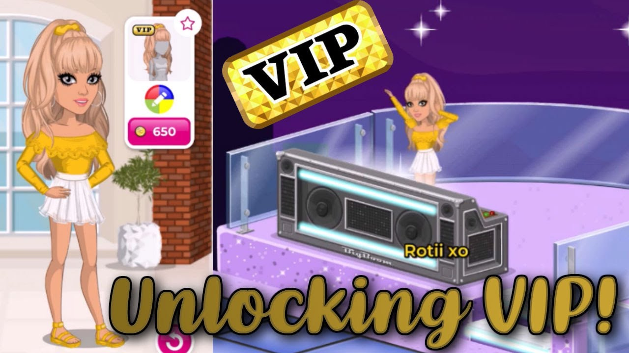Playing Moviestarplanet 2 *Unlocking VIP Features* MSP2