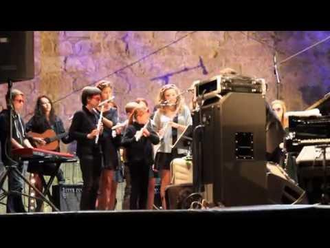 Radio One Airelle Besson Festival Jazz en Ville Vannes avec l'orchestre éphémère