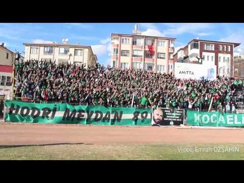 Çorum Bld.Spor-Kocaeli Tribün Klibi (Deplasman) | Emrah Özşahin