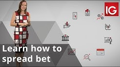 How to spread bet | How to trade with IG