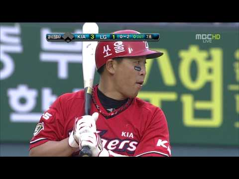 KOREA PRO BASEBALL [LG vs KIA] From SEOUL (Sample)